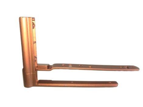 ROTO falc sarokpánt, R600 A61 E11, balos